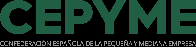 Logotipo de CEPYME.